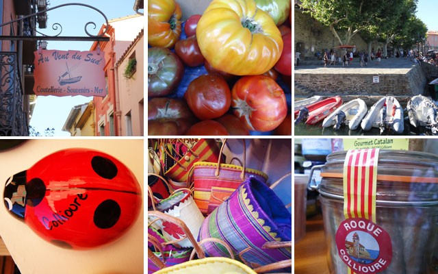 midi, soleil, côte vermeille, Matisse, village, azur, coup de coeur, tapas, anchois, catalogne, vin, Banyuls