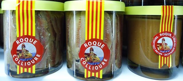 collioure,midi,anchois,produit régional,catalogne,terroir,poisson