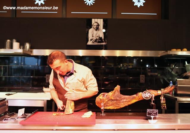 waterloo, lunch, restaurant, danois, Chardonnay, homard, moins de 36 euros, moins de 50 euros, moins de 100 euros, bellota, jambon