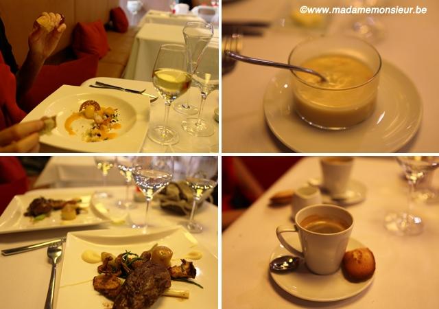 waterloo, lunch, restaurant, danois, Chardonnay, homard, moins de 36 euros, moins de 50 euros, moins de 100 euros