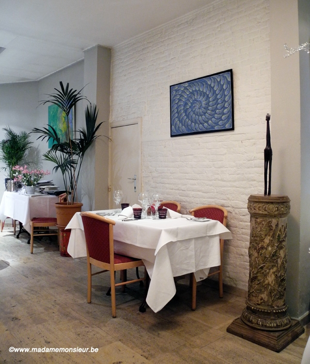 dames, cheffe, belge, Saint-Josse, hors mode, menu 34 euros, moins de 200 euros, moins de 150 euros, cave
