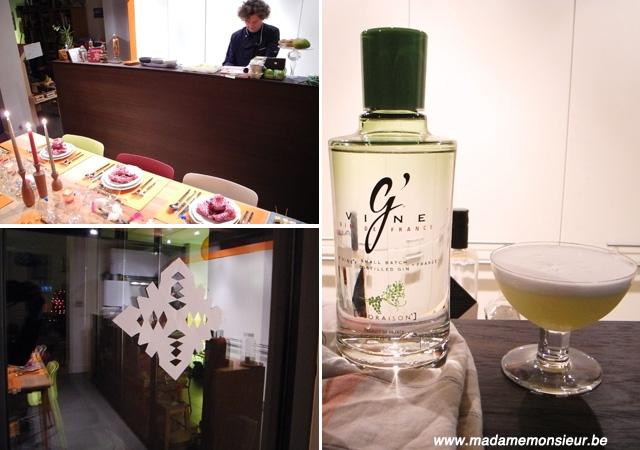 gin fizz, cocktail, bar, spiritueux, cannelle, recette, fête