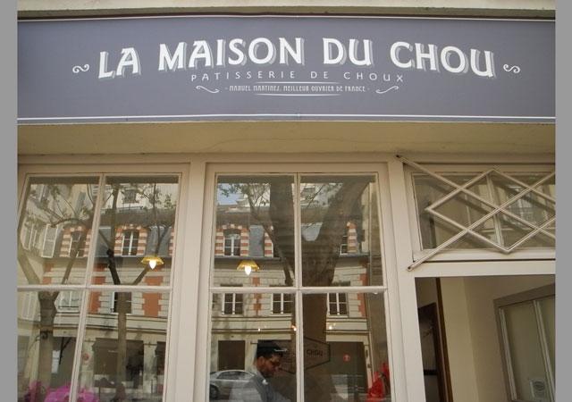 maison du chou, chou, pâte, dessert, pâtisserie, france, délice, coup de coeur, artisan, Paris,