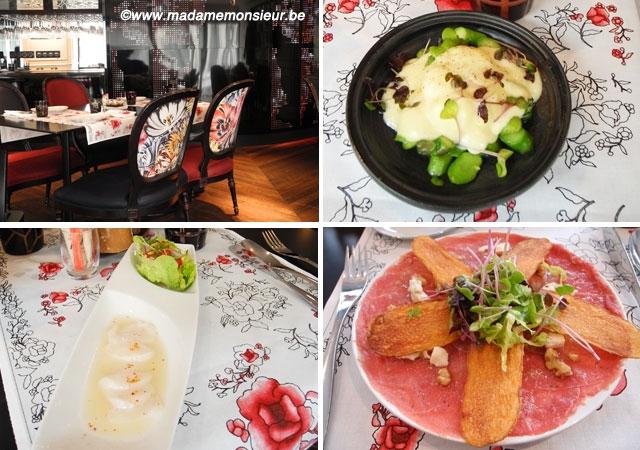 voyage,paris,bons plans,coup de coeur, brunch, W hotel, Sergi arola