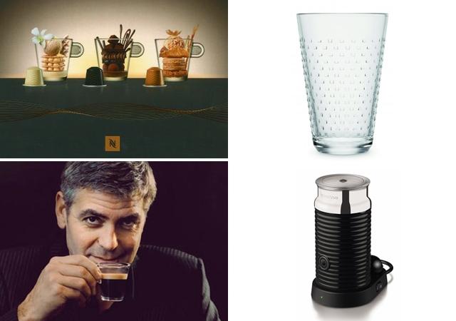 concours, Nespresso, gratuit, café, cadeau, verre, George Clooney, aerococcino, mousse de lait