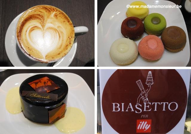 café, espresso, Paris, illy, pâtisserie, pâtissier italien