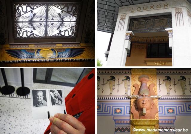 cinéma, art déco, égyptomanie, Egypte, Paris, Barbès