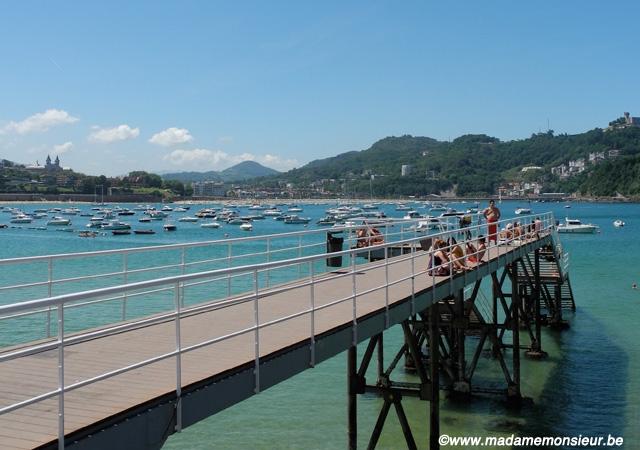 san sebastian, espagne, pays basque, surf, pintxos, coup de coeur, voyage, plage, soleil, tapas, bars