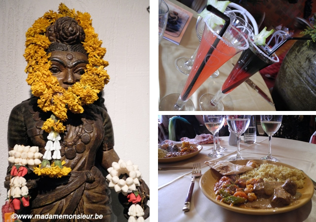 inde,bruxelles,curry, buffet