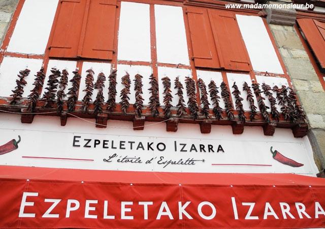 pays basque, fromage, Mauléon, espadrilles, cantines, coup de coeur, vin, tapas, pintxos, espelette, piment