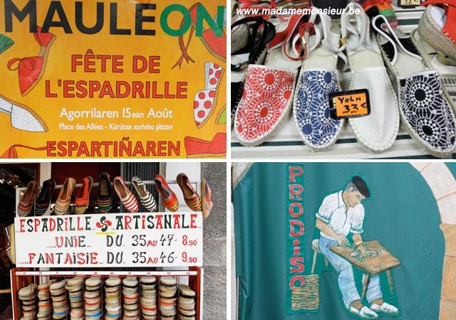 pays basque, fromage, Mauléon, espadrilles, cantines, coup de coeur, vin, tapas, pintxos