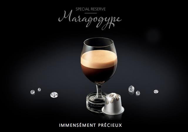 concours, gratuit, nespresso, maragogype, café, arabica,