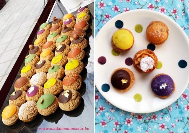pâtisserie, pâtissier, bruxelles, coup de coeur, meilleur pâtissier, douceurs, sucreries, choux