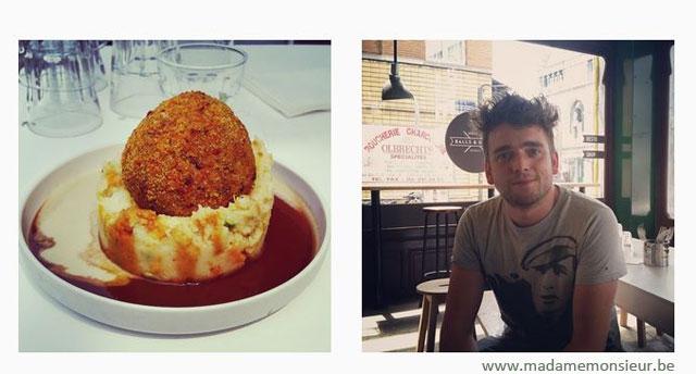 balls & glory, bruxelles, boulette, coup de coeur, wim ballieu, comfort food