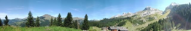 savoie,montagne,resto,nature,cueillette,alpes,aravis