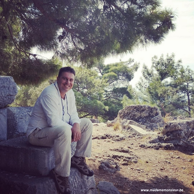 turquie,voyage,priene,archeologie,romain,visite