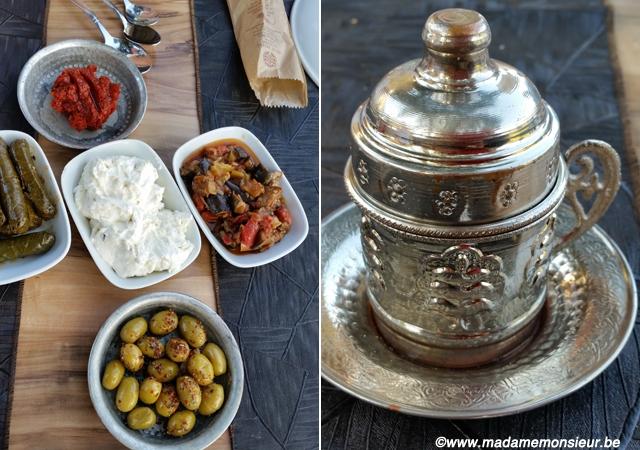 turquie,voyage,culture,cuisine,itinéraire,anatolie, mezze, sirince