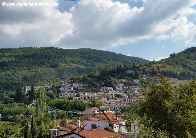 anatolie, turquie, voyage, sirince, village, cuisine, architecture, ottoman