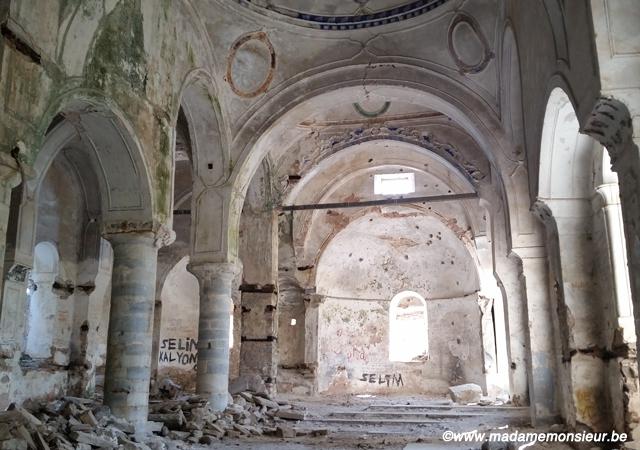 anatolie, turquie, voyage, sirince, village, cuisine, architecture, gelebec, orthodoxe