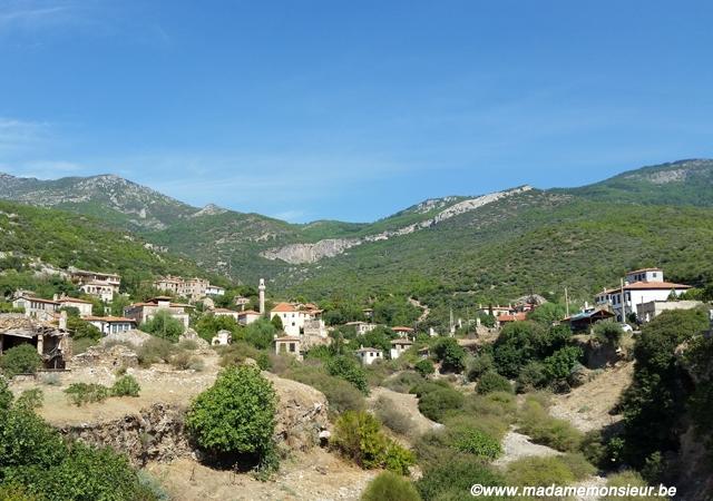 anatolie, turquie, voyage,  doganbey, village, cuisine, architecture, ottoman