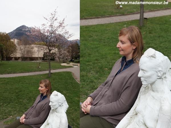 voyage,jardin,musée,sculpture,gianadda,suisse,art, segal