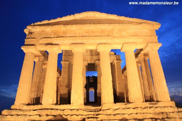 archéologie,sicile,italie,visite,coup de coeur, temple, grèce, architecture