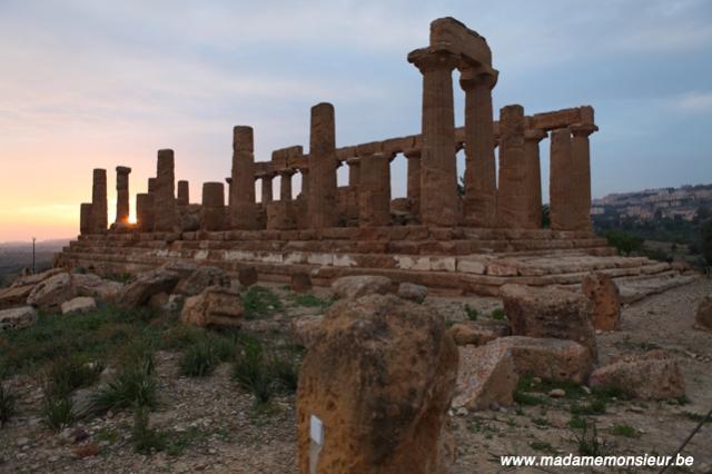archéologie,sicile,italie,visite,coup de coeur, temple, grèce