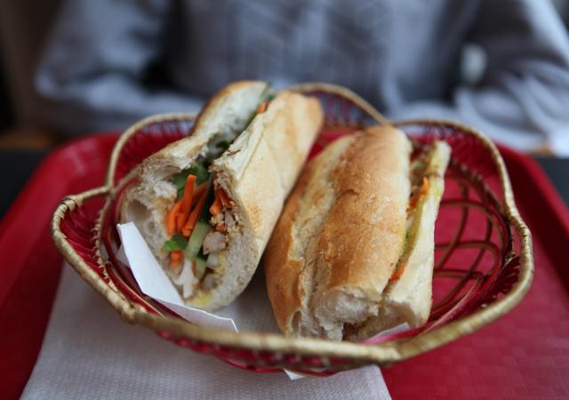 sandwiche,fst food,fast good,vietnamien,bruxelles,cantine,resto