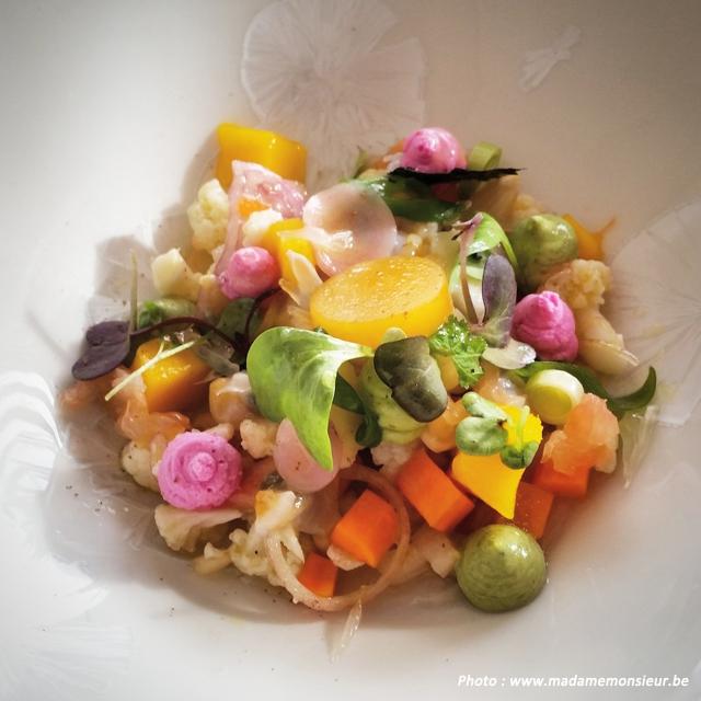 restaurant,michelin,cuisine,gastronomie,coup de coeur,huy,wallonie,cheffe,gault&millau