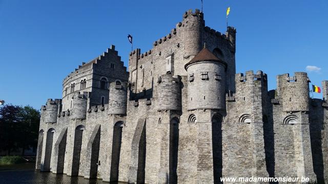 chateau, moyen-age, gand,gent,flandre,design,musee,weekend,coup de coeur,canaux,peinture,art,bars,belgique